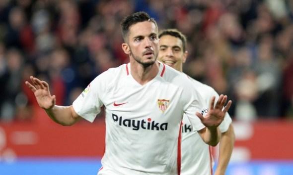 el Sevilla sorprendió al Barcelona
