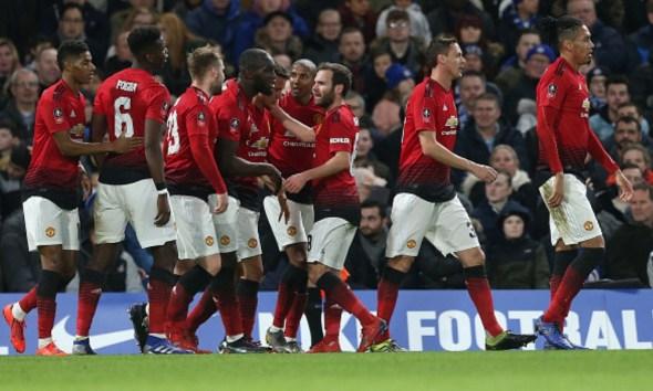 Manchester United eliminó al Chelsea