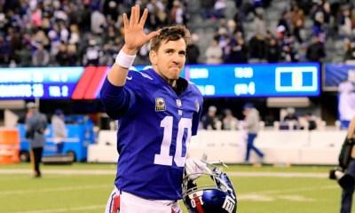 Manning será el titular de los Giants