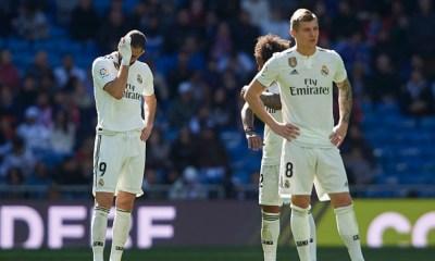 Real Madrid cayó ante el Girona