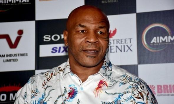 Tyson ofreció 10 mil dólares para pelear