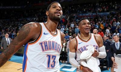 Westbrook estableció un récord en la NBA