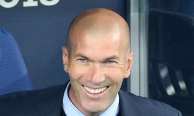 exigencias de Zidane para dirigir un grande