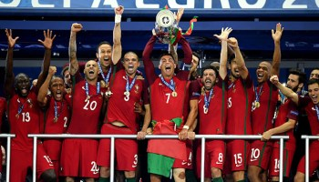 Favoritos rumbo a la Eurocopa 2020