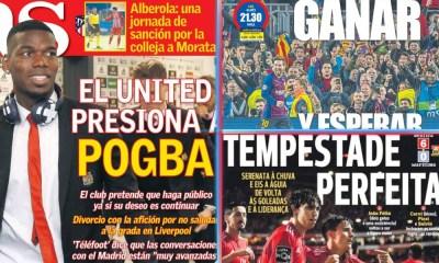 diarios deportivos del 23 de abril de 2019