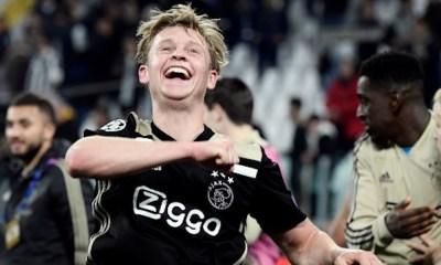 De Jong reconoció que eliminar al Real Madrid