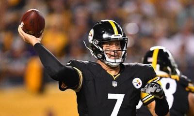 Steelers extenderán el contrato de Ben Roethlisberger