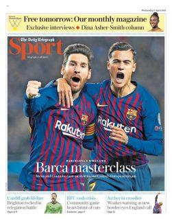 diarios deportivos del 17 de abril de 2019