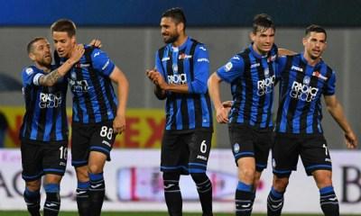 Atalanta clasificó a la Champions League