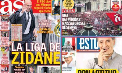 diarios deportivos del 21 de mayo de 2019