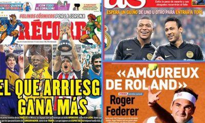 diarios deportivos del 23 de mayo de 2019
