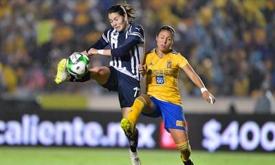 Empate entre Tigres y Monterrey femenil