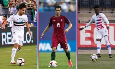 Estrellas internacionales que jugarán el Mundial Sub 20
