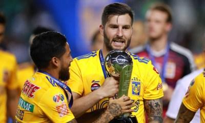 Gignac quiere ganar la Libertadores