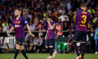 reacciones a la derrota del Barcelona