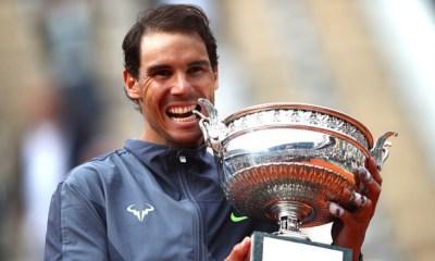 Rafael Nadal ganó su duodécimo Roland Garros