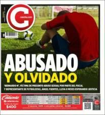 """El """"Fantasma"""" Suárez reveló que un juvenil fue abusado sexualmente por Ángel Fuentes, representante de futbolistas. (Cancha)"""