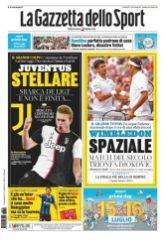 diarios deportivos del 15 de julio de 2019