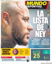 Además del Barça hay otros equipos que podrían fichar a Neymar. (Mundo Deportivo)
