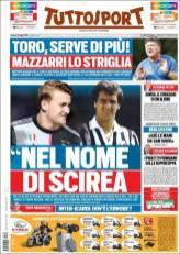 Matthijs de Ligt reveló que su ídolo italiano fue el defensor Gaetano Scirea. (Tuttosport)