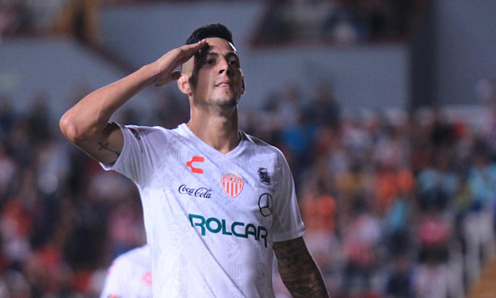 Mauro Quiroga: la joya del Necaxa que está a un paso del título de goleo - Nación Deportes
