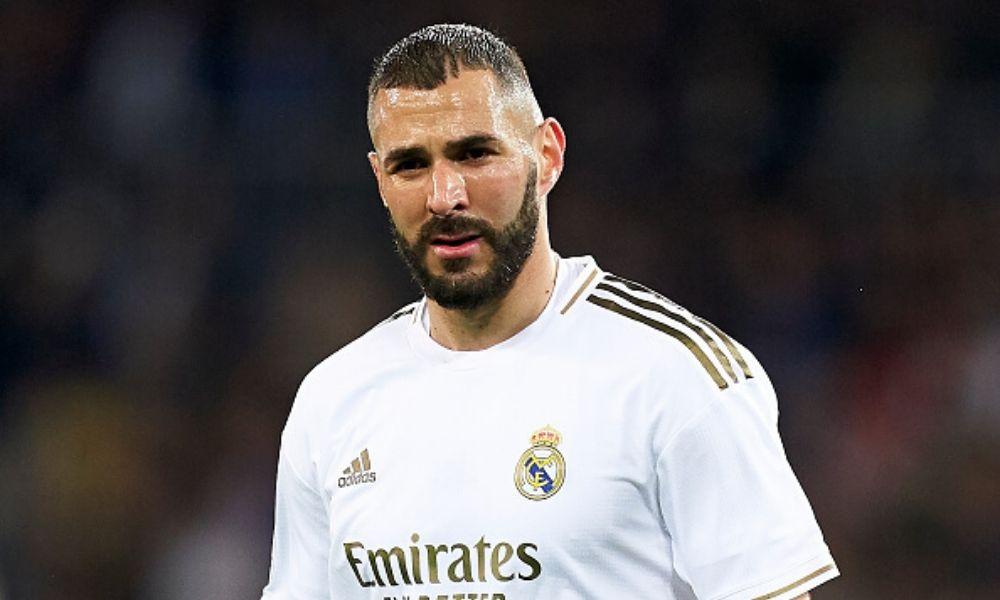El Real Madrid sufre con la baja de Karim Benzema