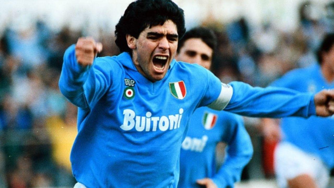 La época dorada de Diego Armando Maradona con el Napoli