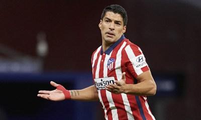 Luis Suárez tiene Coronavirus