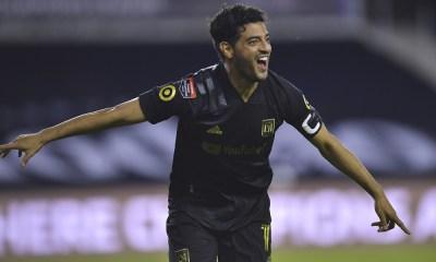 América perdió ante LAFC de Carlos Vela