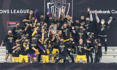 Tigres campeón de la Concachampions
