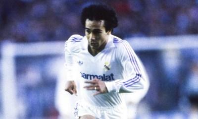 Hugo Sánchez en el Real Madrid