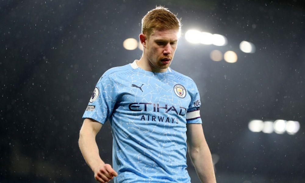 El Manchester City pierde a Kevin De Bruyne por lesión