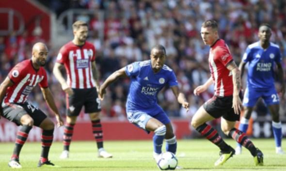 Leicester City vs Southampton Premier League