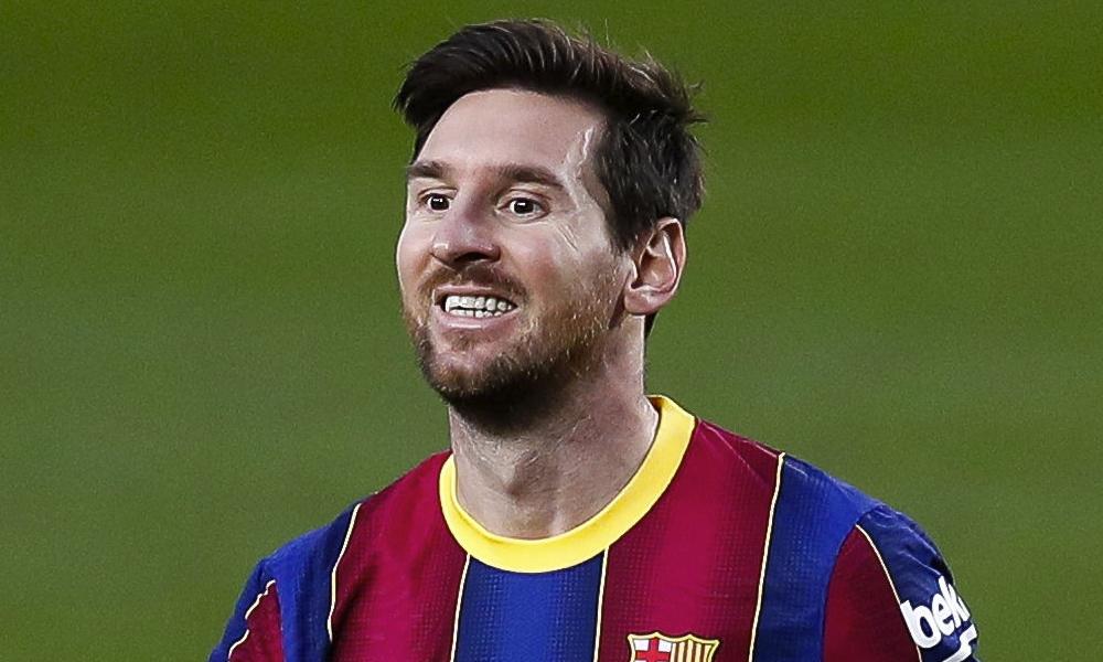 Iker Casillas Lionel Messi