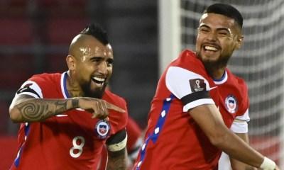Selección de Chile nuevo DT