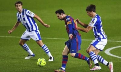 Real Sociedad vs Barcelona