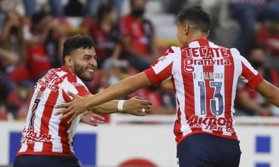 Atlas 0-1 Chivas