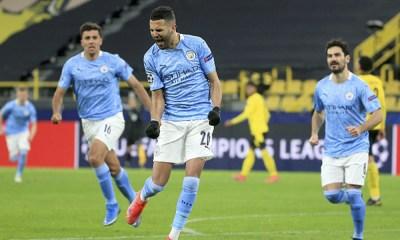 Dortmund 1-2 City