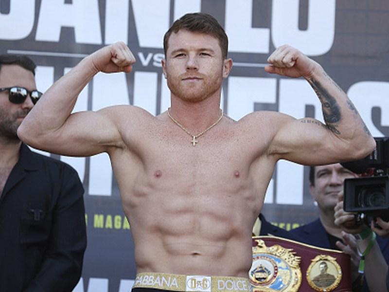 Canelo Alvarez pelea
