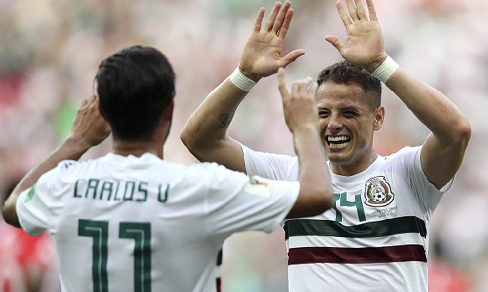 Chicharito y Vela mejor pagados de la MLS