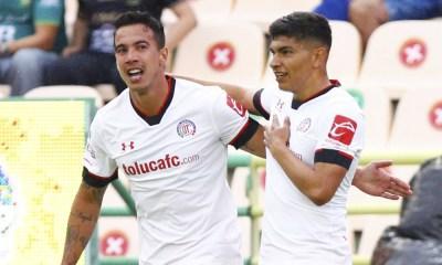 León 2-2 Toluca