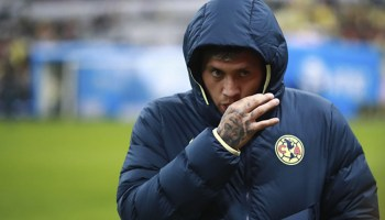 Nico Castillo saldrá de América