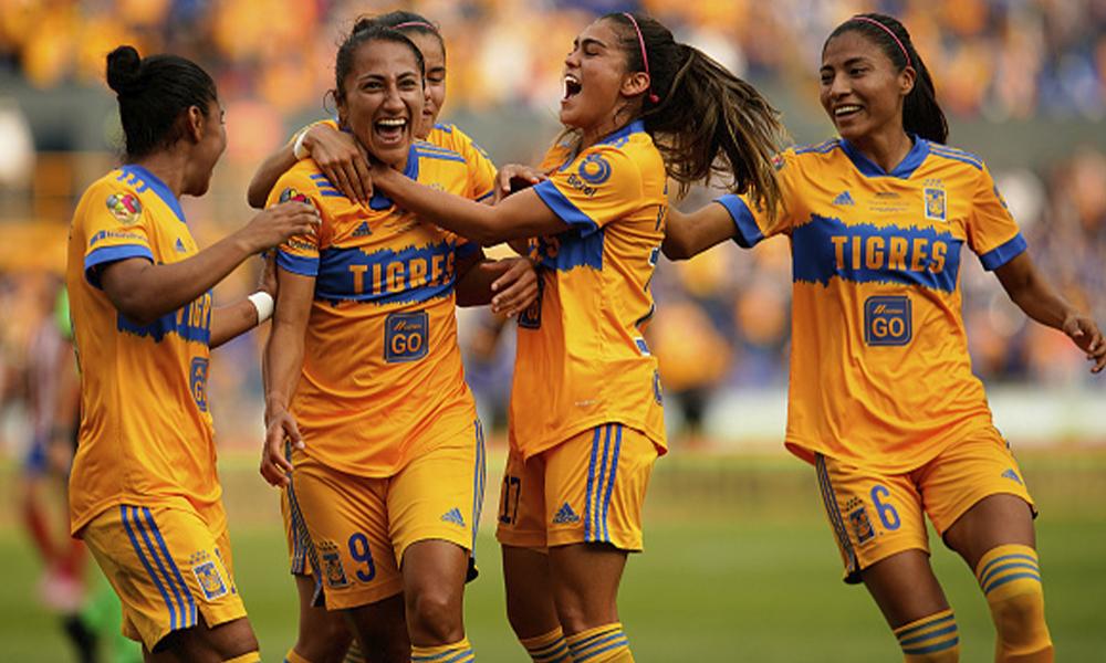 Tigres bicampeón de la Liga MX Femenil