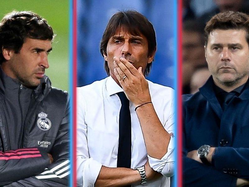 candidatos para entrenar al Real Madrid