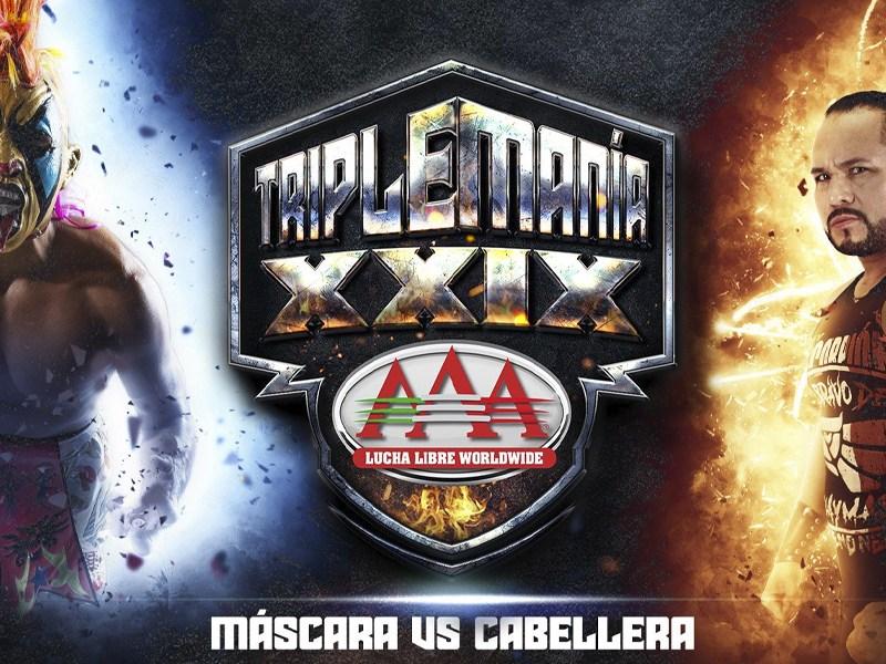 Triplemanía XXIX de Triple A