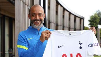 Nuno Espírito Santo nuevo entrenador del Tottenham