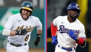 Pronóstico Athletics vs Rangers