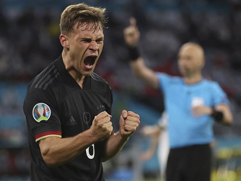 Alemania 2-2 Hungría
