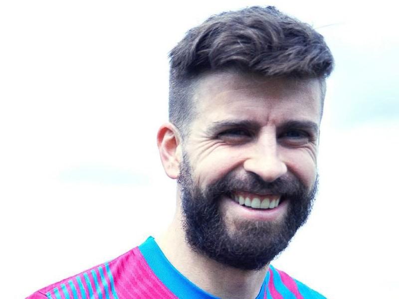 Barcelona Uniforme Temporada 21:22