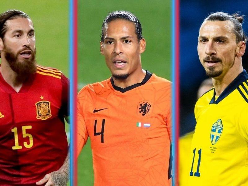 futbolistas que se pierden la Eurocopa